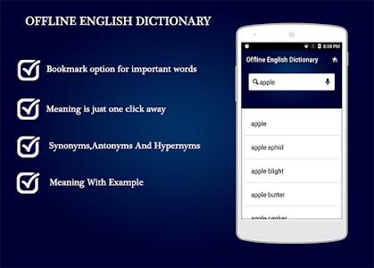 Download Offline English Dictionary 1.0.4 APK