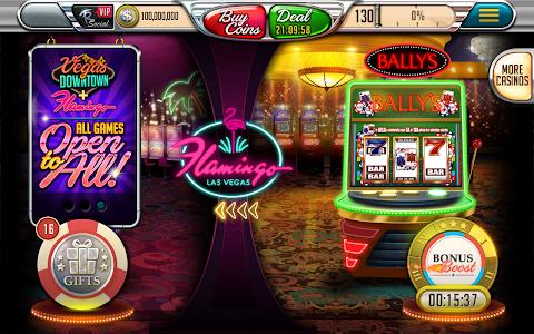 screenshot of Old Slots-Downtown Vegas Slots version 3.44.2
