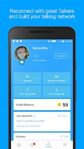 Download Opentalk: Be better by talking - Social Voice App 2.0 APK