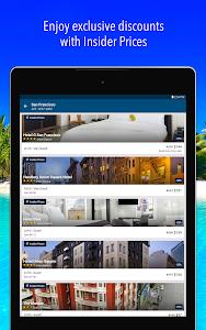 screenshot of Orbitz - Hotels, Flights & Package deals version Varies with device