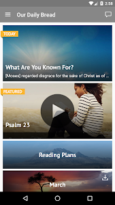 Download Our Daily Bread 3.2.0 APK
