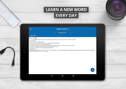 Download Oxford Dictionary of English : Free 9.1.376 APK