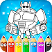 Download Painting : Robots 1.0.3 APK