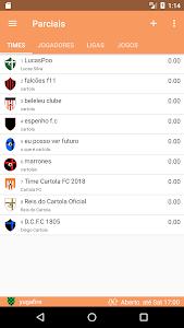 Download Parciais CFC 2.0.11 APK