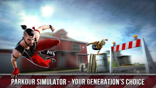 screenshot of Parkour Simulator 3D version 1.0.2