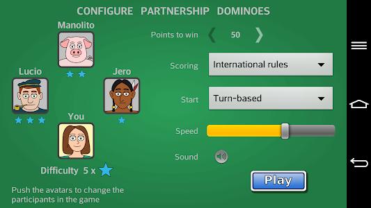 Download Partnership Dominoes 1.3.0 APK