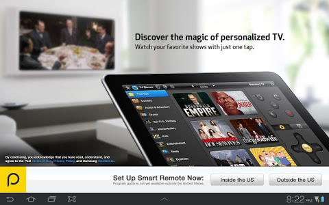 Download Peel Smart Remote (Galaxy Tab) 10.3.7.2 APK