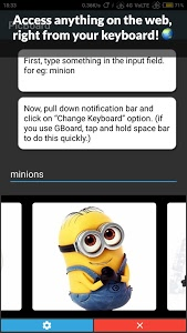 Download PicBoard | Image Search Keyboard | With Stickers! 2.0.5 APK