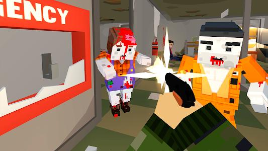 screenshot of Pixel Combat: Zombies Strike version 1.0.2