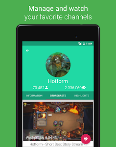 Download Pocket Plays for Twitch 1.8.1 APK