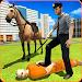 Police Horse Criminal Chase 3D