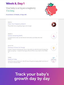 Download Pregnancy & Baby Tracker 3.35.1 APK