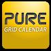 Download Pure Grid calendar widget 2.8.0 APK