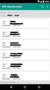 Download [ROOT] Wifi key recovery Version APK