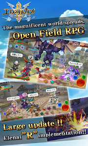 Download RPG Elemental Knights R (MMO) 4.2.6 APK