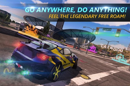 screenshot of Speed Legends - Open World Racing version 2.0.1