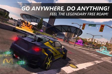 screenshot of Speed Legends version 1.0.8