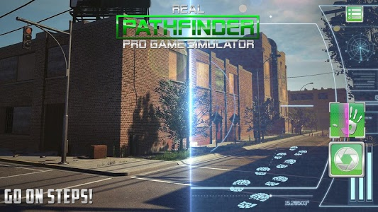 screenshot of Real Pathfinder Pro Game Simulator version 1.5