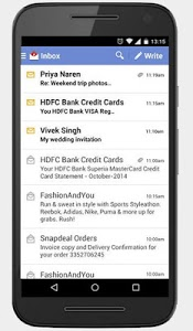 Download Rediffmail 2.2.4 APK
