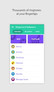 Download Ringtones & Wallpapers 1.0.6 APK