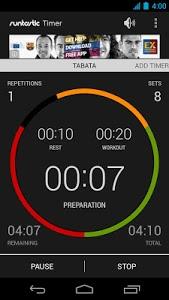 Download Runtastic Workout Timer App 1.0.1 APK