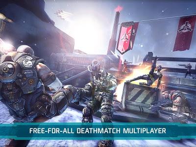 Download SHADOWGUN: DEADZONE 2.9.0 APK