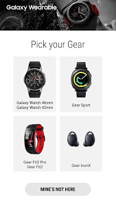 Download Galaxy Wearable (Samsung Gear) 2.2.21.18080361 APK