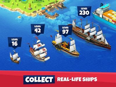 Download Seaport - Explore, Collect & Trade 1.0.48 APK