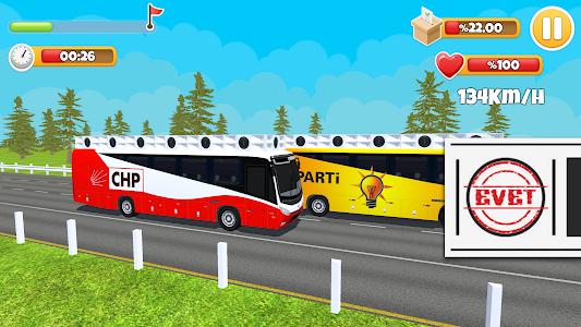 screenshot of Seçim Oyunu - Partiler Yarışıyor version 2.5.2