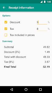 Download Shopping calculator 2.4.1 APK