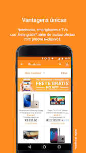 screenshot of Shoptime - Loja virtual com ofertas da TV version 2.66.0