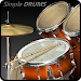Download Simple Drums Rock - Realistic Drum Set 1.5.2 APK
