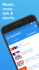 Download Simple Radio - Free Live FM AM 2.2.8.1 APK
