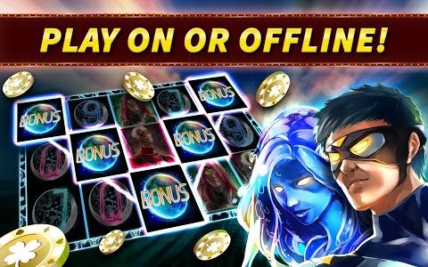 screenshot of Slot Machines! version 1.148