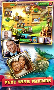 screenshot of Slots - Journey of Magic HD+ version 1.0.107