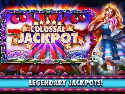 screenshot of Free Slots Casino - Adventures version 1.2.424