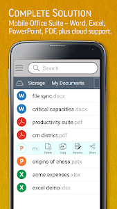 Download SmartOffice - View & Edit MS Office files & PDFs 3.0.14 APK
