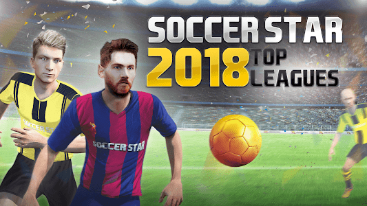screenshot of Soccer Star 2018 Top Leagues · MLS Soccer Games version 1.2.1