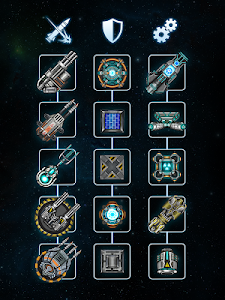 screenshot of Space Arena: Build & Fight version 1.12.11