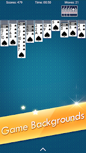 Download Spider Solitaire - Classic Card Games 3.4 APK