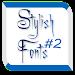 Download Stylish Fonts #2 1.9 APK