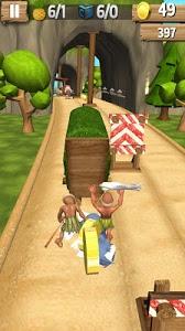 screenshot of Subway Tom Running Clash version 1.0
