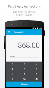screenshot of SumUp - Credit Card Reader version 1.90.2