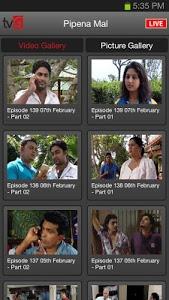 screenshot of TV Derana | Sri Lanka version 1.9.1