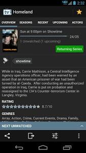 Download TV Show Favs 3.7.6 APK