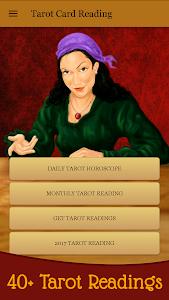 screenshot of Tarot Card Reading - Love & Future Daily Horoscope version 5.4