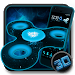 Download Fidget Spinner Space 3D Theme 1.3.11 APK