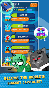 screenshot of The Big Capitalist 2 version 1.1.0