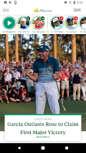 Download The Masters Golf Tournament  APK