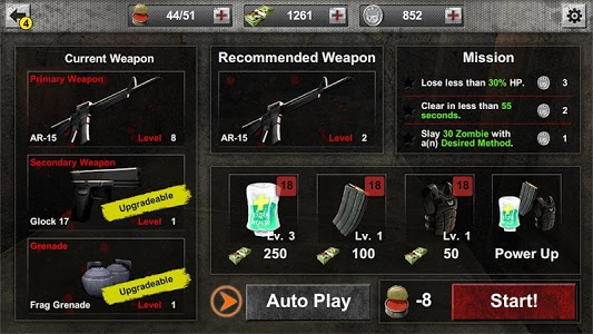 Download The Zombie: Gundead 1.4.5 APK
